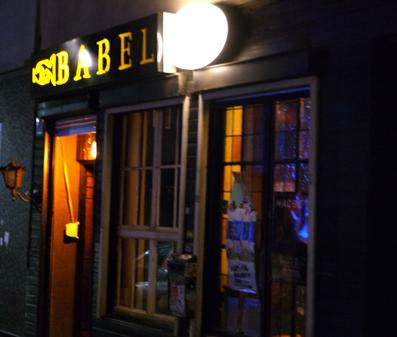 Babel Altstadt Bonn Kneipen Studentenkneipe gute Kneipe zum Bier trinken