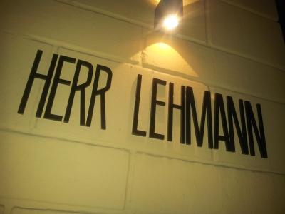 Herr Lehmann (1)