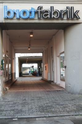 Kneipe in der Brotfabrik Bonn Beuel