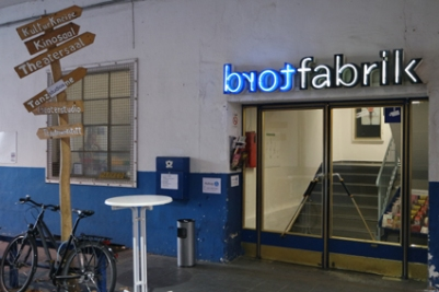 Kulturzentrum Brotfabrik Bonn Beuel Kneipe